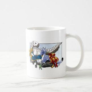 Shivae Species Basic White Mug