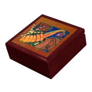 Shivan Dragon Large Square Gift Box