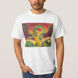 Shivan Dragon Redesign T-Shirt