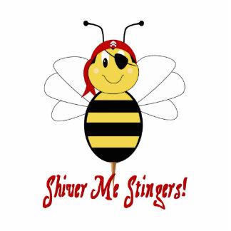 Shiver Me Stingers Ornament Photo Sculpture
