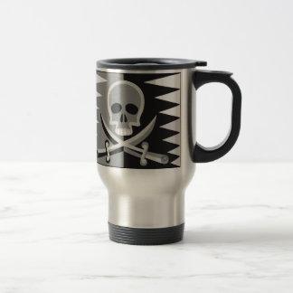 Shiver Me Timbers! Stainless Steel Travel Mug