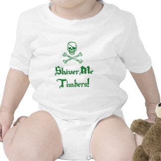 Shiver Me Timbers Tee Shirts
