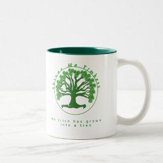 Shiver me Timbers Two-Tone Mug