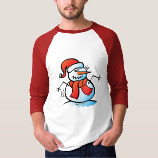 Shivering Snowman Shirt