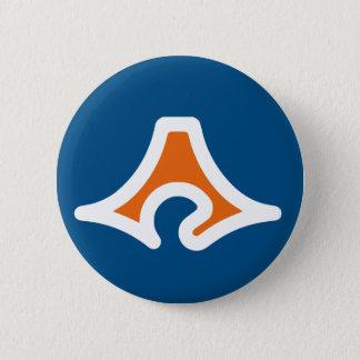 Shizuoka, Japan 6 Cm Round Badge