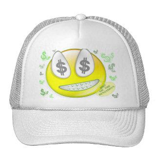 Sho' Me The Benjamin's Smiley Face Cap