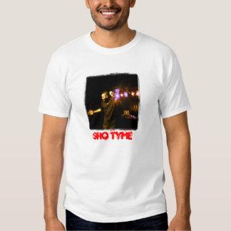 Sho Tyme Official Fan Club T-Shirt
