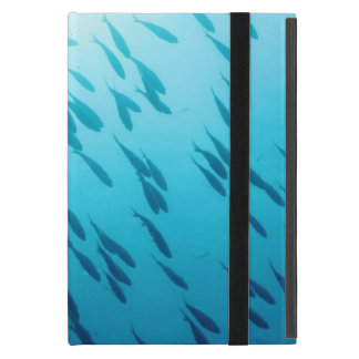 Shoal of fishes cover for iPad mini