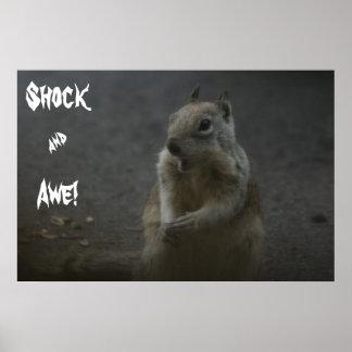Shock& Awe! Poster