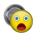 Shocked Badge