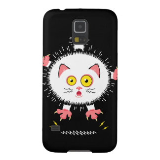 Shocked Cute Cat Galaxy S5 Case