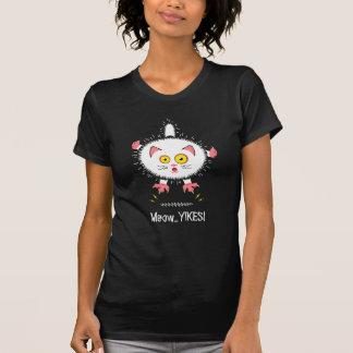 Shocked Cute Cat T-Shirt
