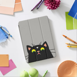 Shocked Kitty iPad Air Cover