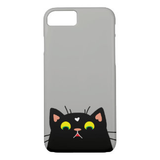 Shocked Kitty iPhone 8/7 Case