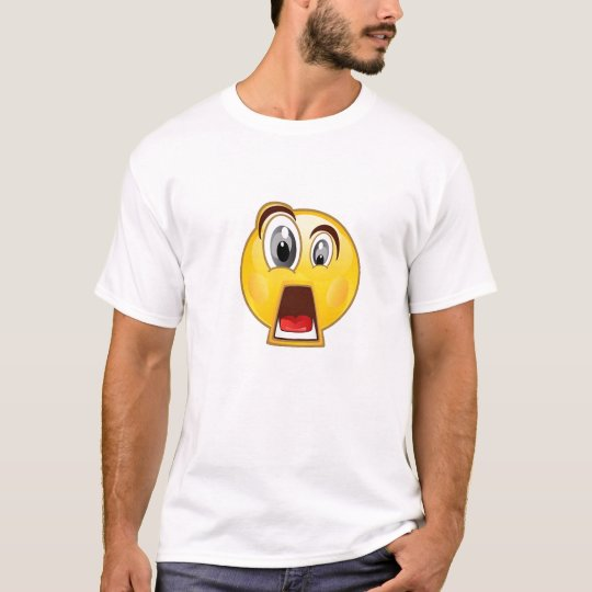 Shocked smiley T-Shirt