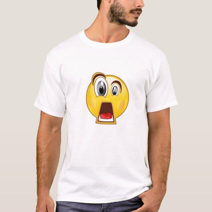 Shocked smiley T-Shirt