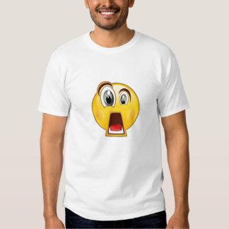 Shocked smiley tees