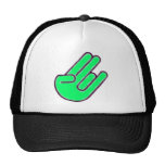Shocker Hand Symbol Cap