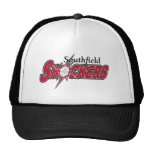 shockers 1, shocker symbol, Southfield Hat
