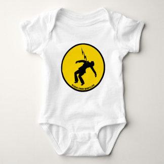 Shocking Baby Bodysuit