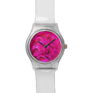 shocking pink watches
