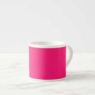 Shocking Pink Espresso Cup