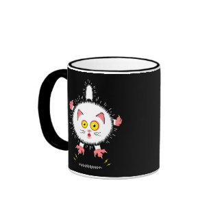 Shockingly Cute Cat Mug