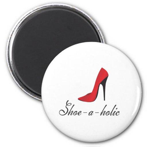 Shoe-a-holic Magnet