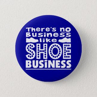 Shoe Business 6 Cm Round Badge