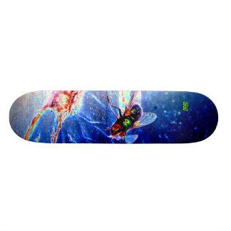 Shoe Fly Custom Skateboard