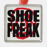 Shoe Freak Christmas Tree Ornament