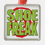 Shoe Freak G Christmas Ornaments