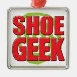 Shoe Geek Christmas Tree Ornaments