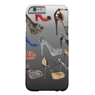 Shoe High Heels Collage Barely There iPhone 6 Case