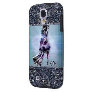 Shoe Love Monogram Galaxy S4 Case