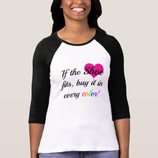 Shoe Lover Shirt