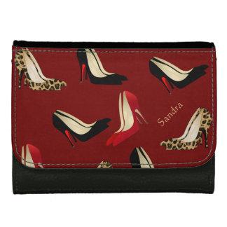 Shoe Lovers Fashion Custom Wallets