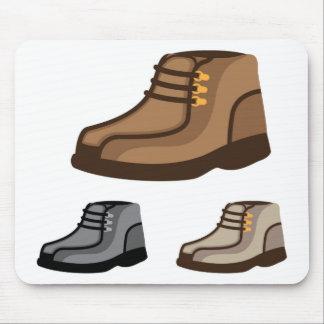 shoe mouse pad