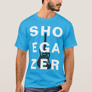 Shoegazer - shoegaze T-Shirt