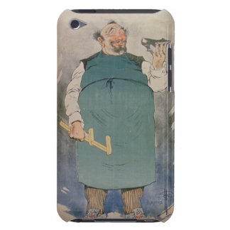 Shoemaker (colour litho) iPod Case-Mate cases