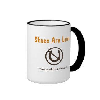 Shoes Are Lame 15oz Mug