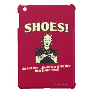 Shoes: Are Like Men iPad Mini Cases