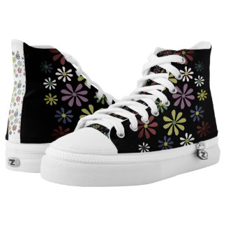 Shoes High Top Unisex Black Meadow