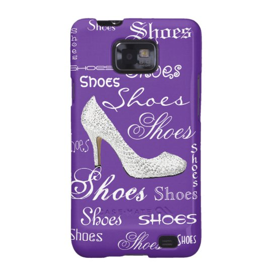 """Shoes"" I love shoes Cell Phone Case! Samsung Galaxy S2 Covers"