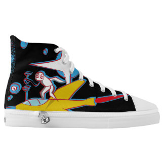 Shoes that will make you really awesome and cool printed shoes