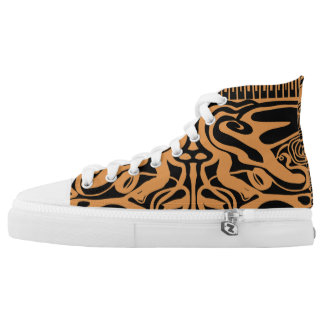 Shoes with  hightop