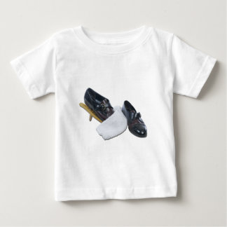 ShoesAndShineWedge052712.png Baby T-Shirt
