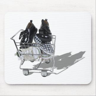 ShoeShopping101610 Mouse Pad