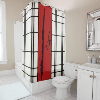 Shoji - Bamboo Shower Curtain