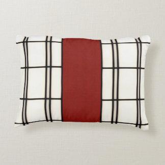 Shoji - red decorative cushion